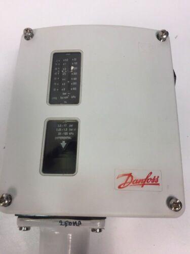Type RT Danfoss Differenzial Druck Schalter EN 60947-4//-5