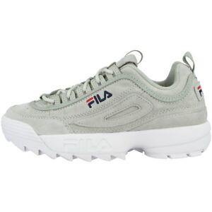 Details zu Fila Disruptor S Low Schuhe Women Damen Freizeit Sneaker  Halbschuhe 1010304.3JW