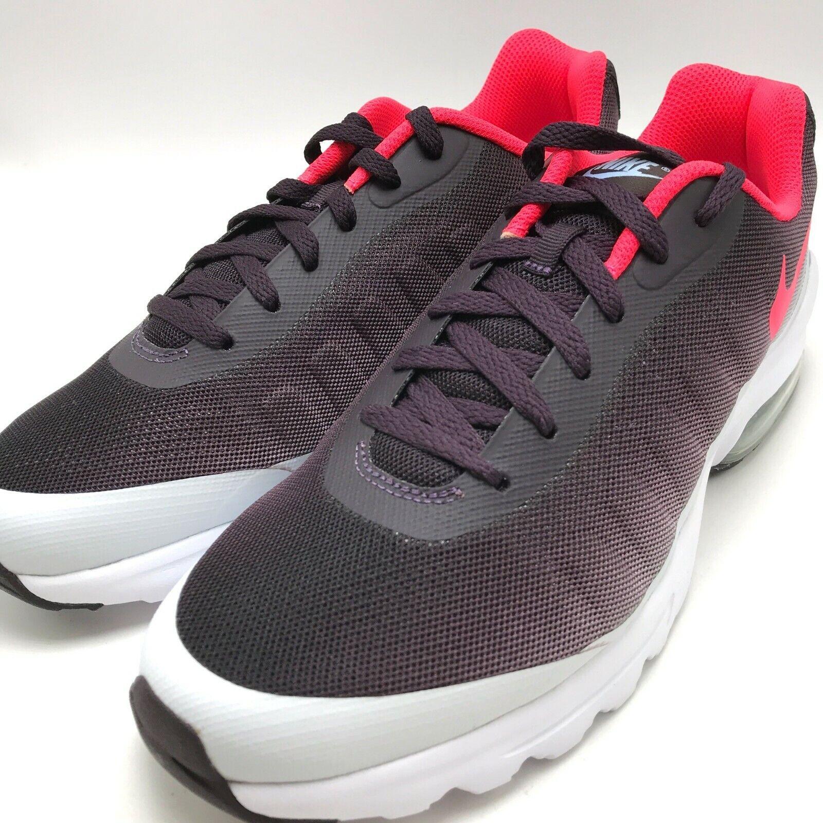 Nike Air Max Invigor Print Men's Running Port Wine   Solar Red 749688-601
