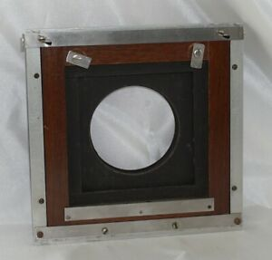 6x6-Inch-Lensboard-with-Reducer-to-fit-4x4-Inch-Board-w-Packard-Shutter