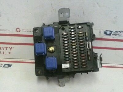 95 1995 Nissan Maxima OEM in-dash fuse box with fuses and relays OEM | eBayeBay