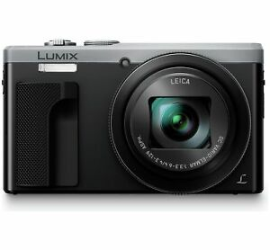 Panasonic Lumix DMC-TZ80 18MP 30x Superzoom Camera - Silver  | eBay