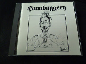 Various-Humbuggery-CD-95-CAPTAIN-SENSIBLE-TV-SMITH-KING-OF-LUX-MARTIN-NEWELL