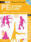 PE Lesson Plans Year 6: Photocopiable Gymnastic Activities, Dance and Games Teaching Programmes by Jim Hall (Paperback, 2009)