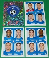 Panini Football Foot 2005 Chamois Niortais Niort Complet France 2004-2005