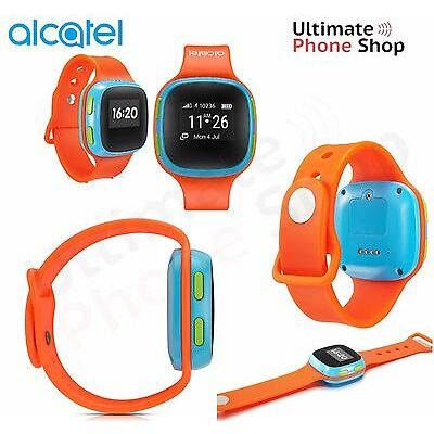 New Alcatel Move Time Kids Smartwatch SW10 orange/Blue