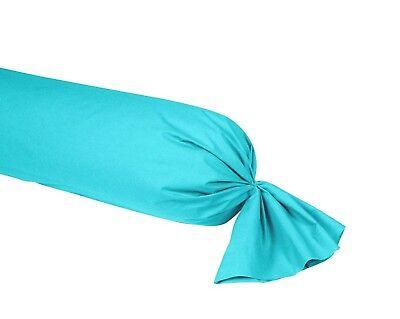 VENT DU SUD Taie de traversin 100% Coton Manoir Couleur : Lagon *NEUF* | eBay