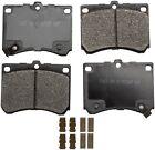 Disc Brake Pad Set-ProSolution Semi-Metallic Brake Pads Front Monroe FX473