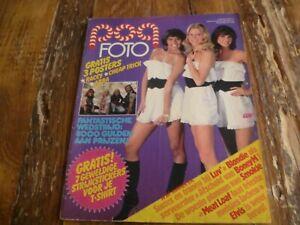 Popfoto-1979-Luv-039-Andre-Van-Duin-Blondie-Smokie-Racey-K-C-Abba-MeatLoaf-Brood