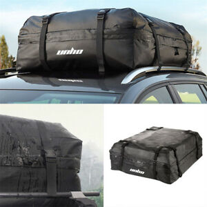 Cargo Box For Suv >> Details About Car Suv Roof Top Carrier Bag Rack Luggage Cargo Box Travel W Heavy Duty Straps