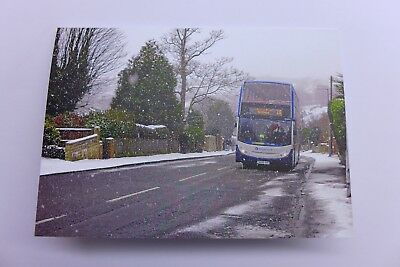 19030 ROUTE 16  CHRISTMAS CARD BUS//COACH STAGECOACH SOUTH EAST EAST KENT