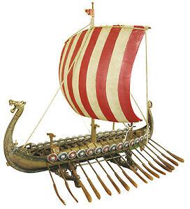 Wikinger Schiff Deko Figur Wikingerschiff Viking Ship