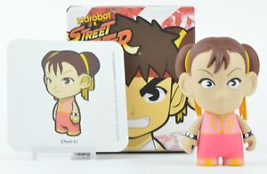 Kidrobot Street Fighter V 3-Inch Mini-Figure Chun-Li