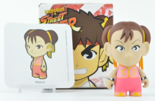 Street Fighter Series 1 Kidrobot 3-inch Vinyl Figure-Chun-Li alt Costume