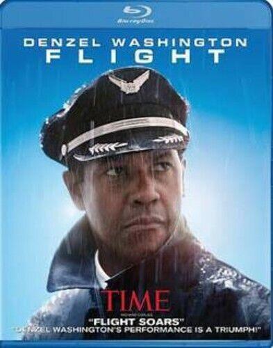 Flight (2012 Denzel Washington) BLU-RAY NEW