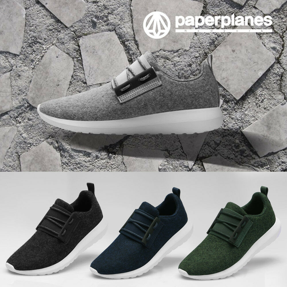 New New New Ultra Comfortable Merino Wool Casual Mens Lace up schuhe Runner Turnschuhe be2a34