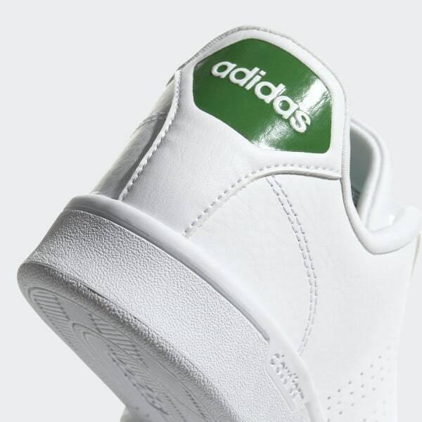 Brand New Adidas shoes CF ADVANTAGE CL AW3914 White Men's