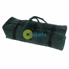 """30"""" Heavy Duty Canvas Tool Bag/Camping/ Holdall rope handle"""
