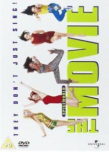 Spiceworld-Spicegirls-dvd-NEU-OVP-deutsch-Mel-B-Mel-C-Posh-Sporty-Spice