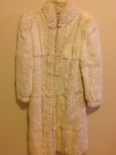 GENUINE FULL LENGHT FOX WOMENS COAT!!!