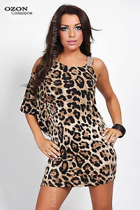 High Quality Mini Dress Bodycon Batwing Scoop Neck Tunic Sizes 8-12 FC101