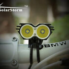 5000 Lumens Solar Storm CREE XM-L T6 LED Bicycle Light/Lamp with Battery+Charger
