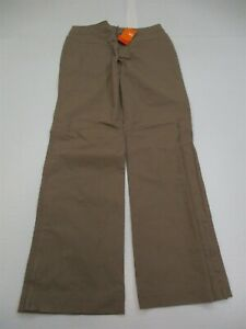 new-LUCY-Pants-Women-039-s-Size-S-Casual-Work-Active-Draw-Strings-Brown-Bootcut