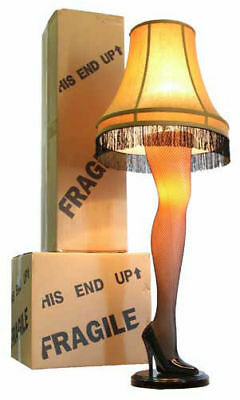 Leg Lamps From A Christmas Story.45 Inch Full Size Leg Lamp From A Christmas Story Ebay