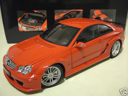MERCEDES-BENZ CLK DTM AMG coupe rge 1 18 KYOSHO  08461R voiture miniature collect  font des activités d'escompte