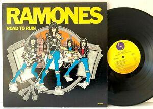 The-Ramones-Road-to-Ruin-Sterling-Pressing-Sire-SRK-6063-LP-Vinyl-Record-Album