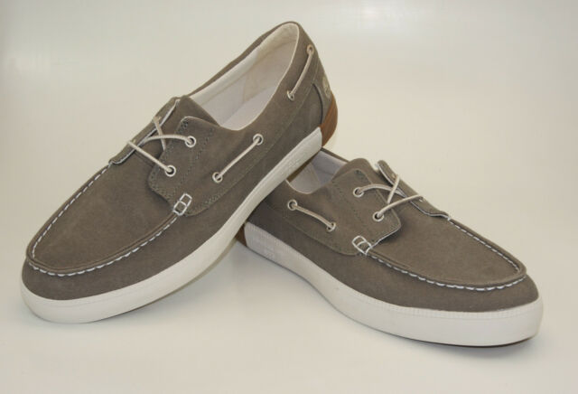 46351f3ee Timberland Newport Bay Moccasins Size 44 Us 10 Men's Shoes Sneakers Trainers