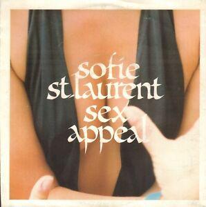 SOFIE-ST-LAURENT-Sex-Appeal-1983-DISCO-VINYL-SINGLE-7-034-BELGIUM