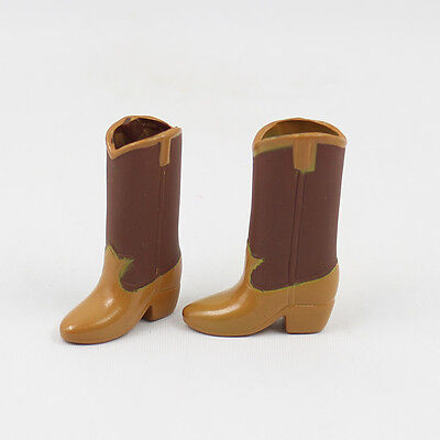 """A Pair Of 12/"""" Takara Blythe Doll  high Martin Boots  Leather Shoes"""