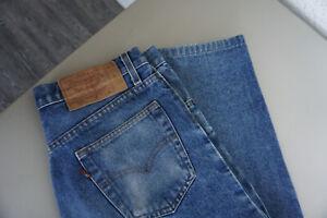 Levi-039-s-Levis-501-Herren-Men-Jeans-Hose-31-34-W31-L34-stonewashed-Blau-TOP-ad8