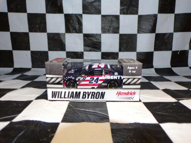 William Byron #24 Liberty University Patriotic 2020 Camaro ZL1 1:64 scale