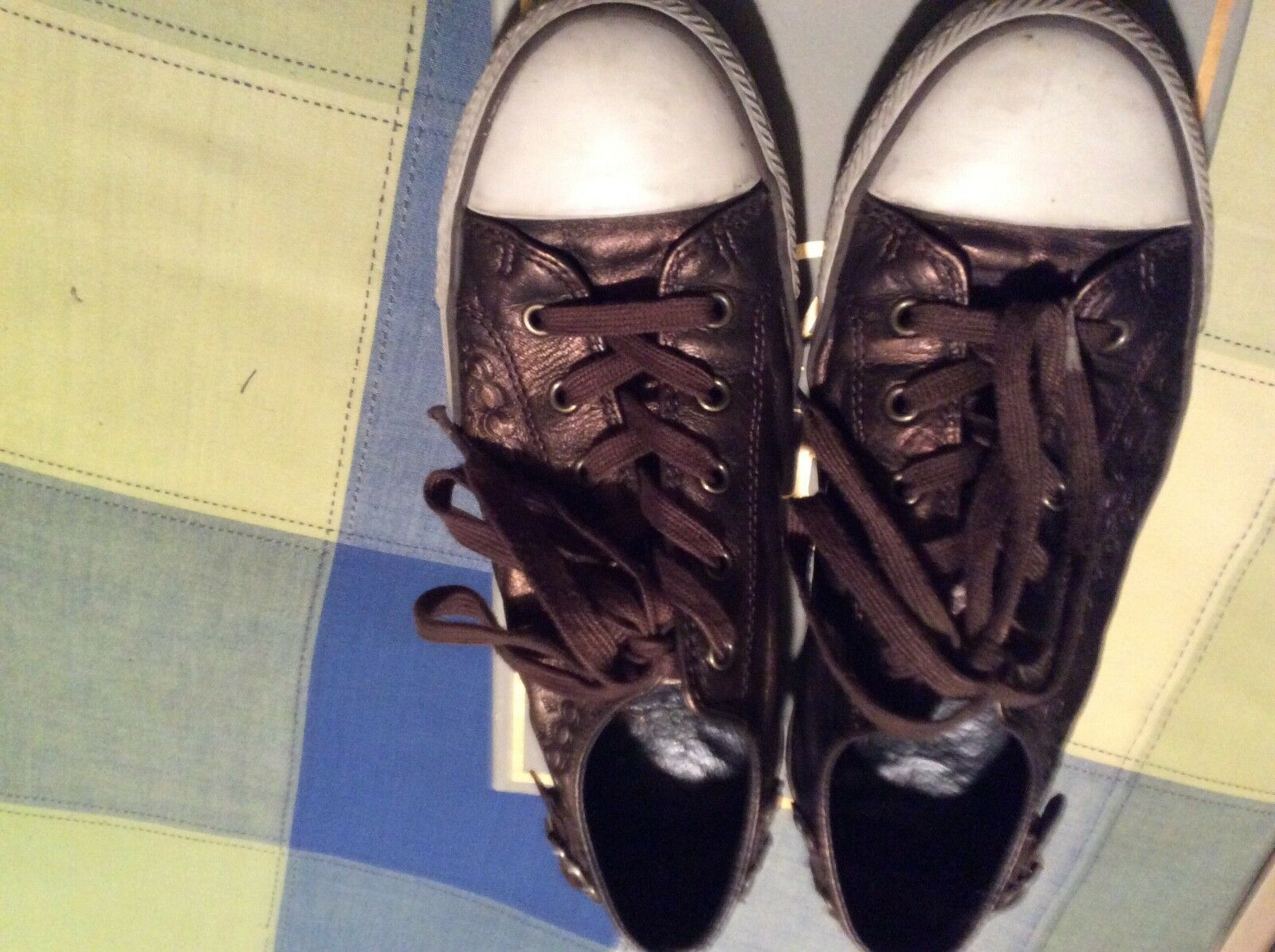 Ash trainers trainers trainers Virgo 38 copper hardly used 8b4a82