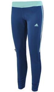 Details zu Adidas AK Kinder Long Tights ClimaLite Laufhose Running Tight Jogginghose M60070