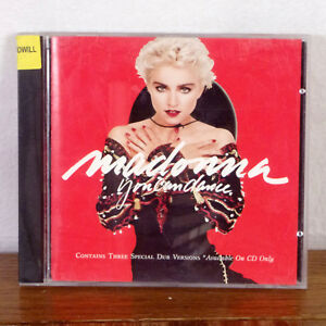 Madonna-You-Can-Dance-Ft-3-Special-Dub-Versions-CD-87-Sire-Playgraded