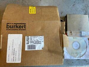 Burkert-Mass-Flow-Controller-Type-8711