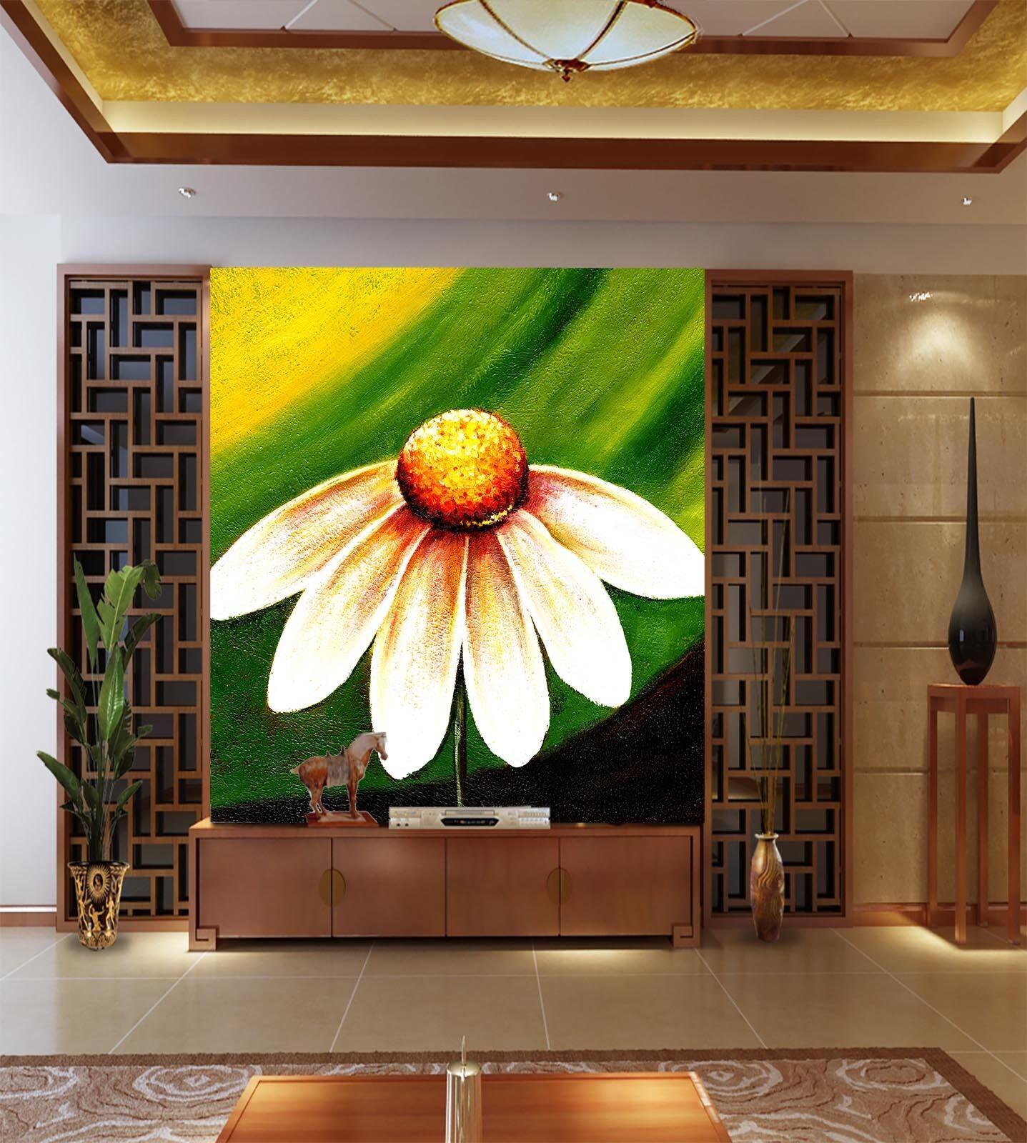 3D Amusing Flower 763 Wall Paper Murals Wall Print Wall Wallpaper Mural AU Kyra
