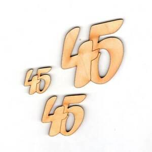 Geburtstag-Zahl-45-aus-Holz-verschiedene-Groessen-Geschenk-Hochzeit-Jubilaeum-Deko