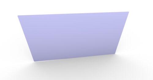 "Violet Purple Translucent Acrylic Plexiglass sheet 1//8/"" x 12/"" x 12/"" #2297"