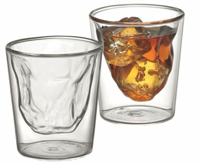 Avanti - Scotch on the Rock set of 2 Double Wall Glass 210ml