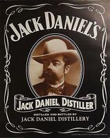 Jack Daniels 16x20 Distiller Poster 1998 Whiskey Liquor Booze