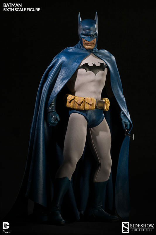 SIDESHOW BATMAN 1 6 Scale Scale Scale Figure DC Comics NEW IN BOX a271ec