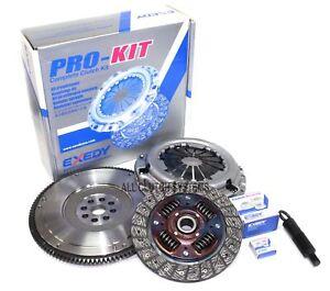 Exedy-pro-Kit-Kupplung-Schwungrad-fuer-Acura-Integra-Civic-Cr-V-1-8-L-B18-2-0L