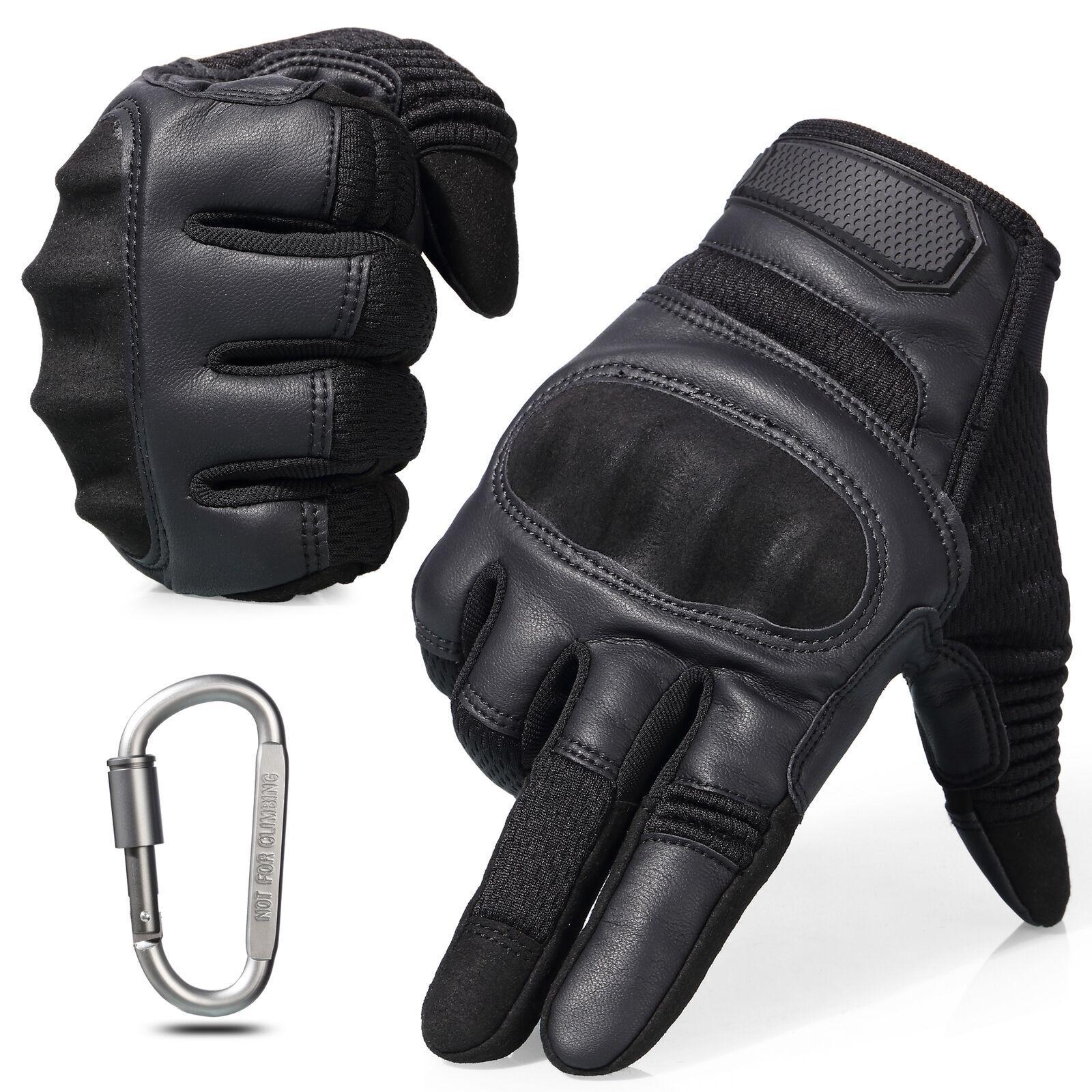 Beretta Mens Mesh Full Finger Shooting Glove