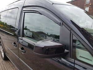 VW-CADDY-04-16-WIND-RAIN-SMOKE-DEFLECTORS-VISORS-EXTERNAL-FIT