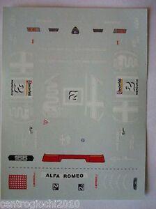 DECALS-KIT-1-43-ALFA-ROMEO-155-D2-CAMPIONATO-ITALIANO-TURISMO-1993