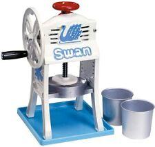 Ikenaga Iron Swan Mini Manual Ice Shaving Machine Small Antarctic Cast Japan Fs